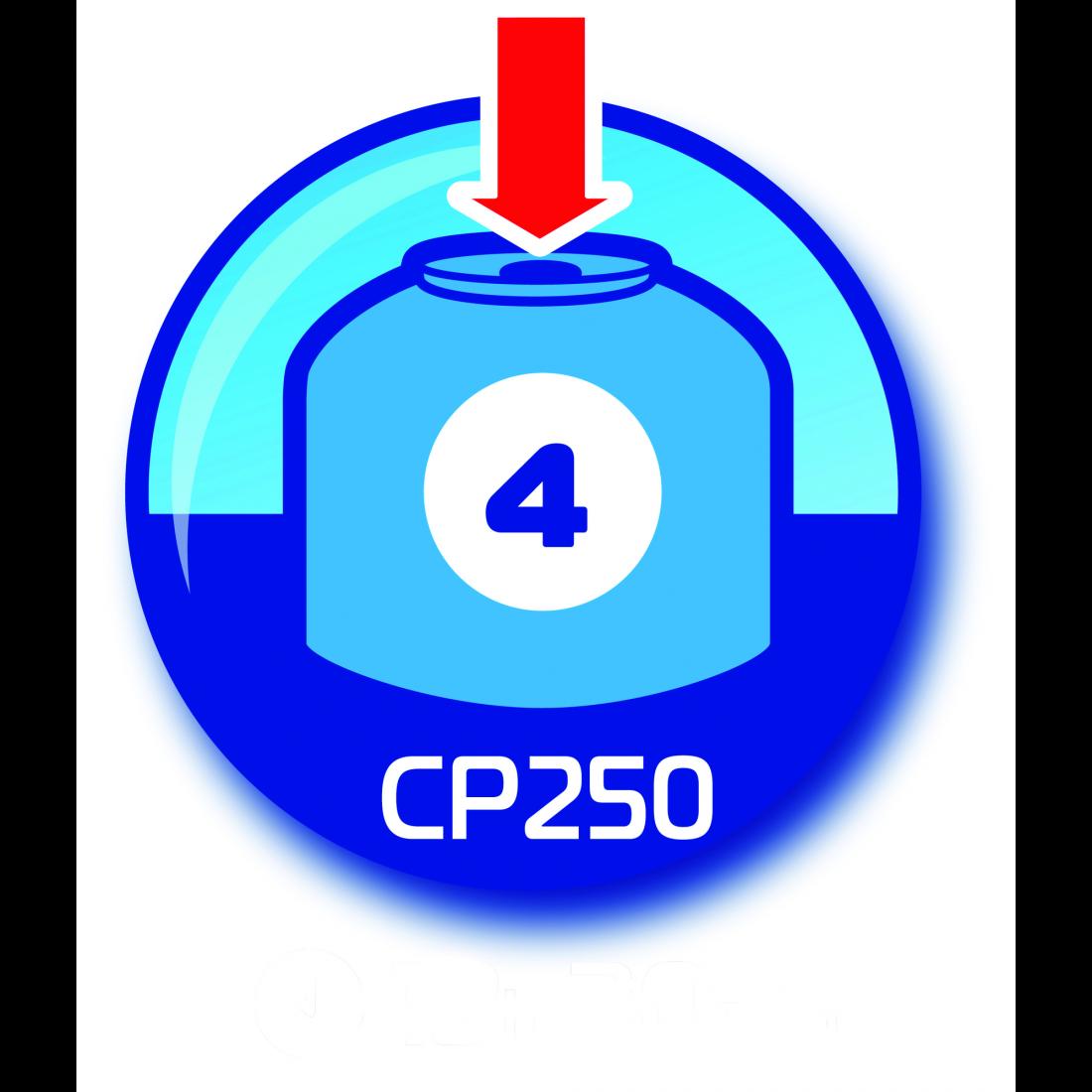 Campingaz cp 250 ventil gaskartusche isobutan 450ml 250g ebay - Cartouche gaz cp 250 ...