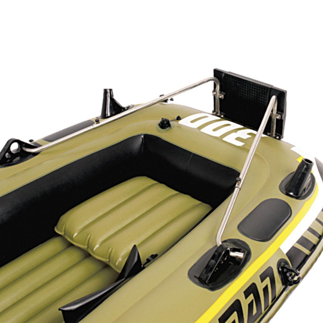 Motor Bracket Fishman I - Heckspiegel, Motorhalterung für Jilong Schlauchboot Serie Fishman I