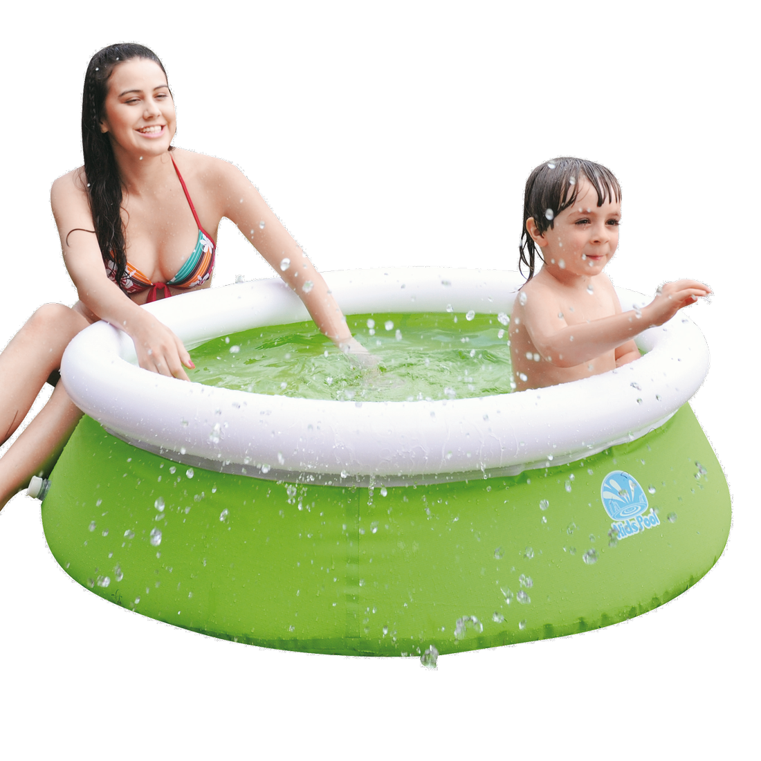 Jilong kids pool 122 piscine prompt set pour enfants for Accessoire piscine jilong