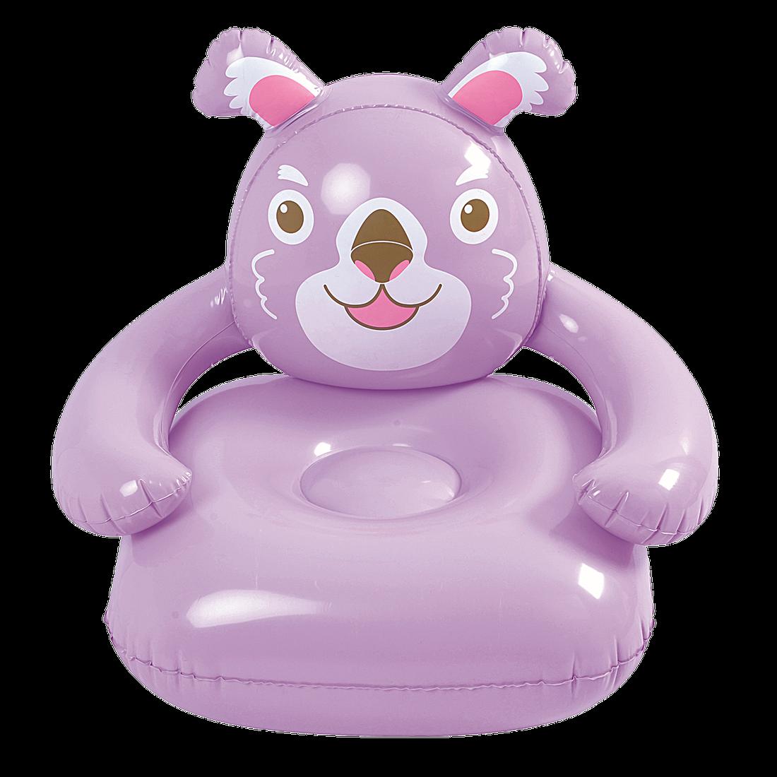 jilong koala sofa aufblasbarer kinder sessel kinder sofa f r kinder ab 3 jah ebay. Black Bedroom Furniture Sets. Home Design Ideas