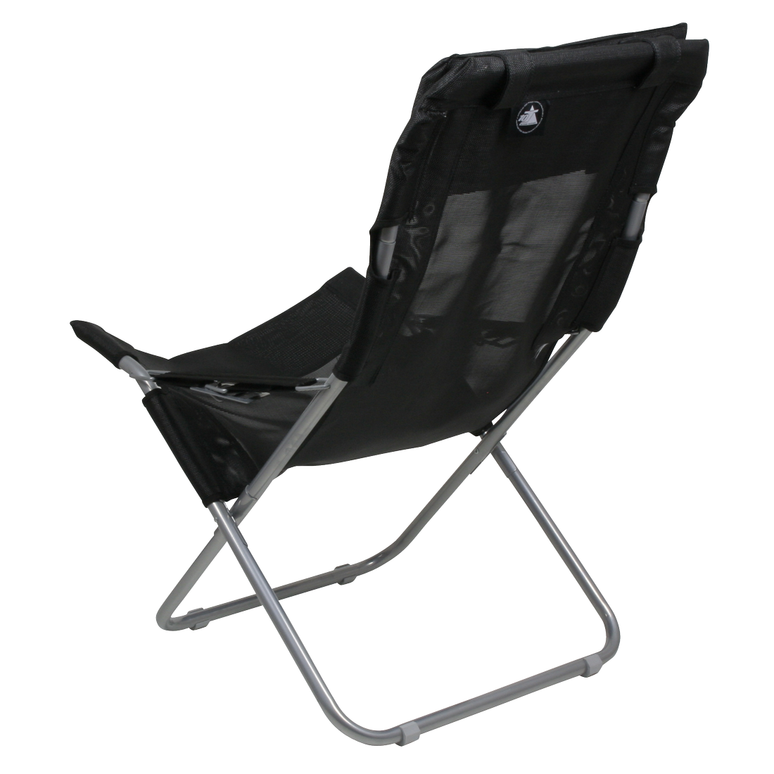 10T Maxi Chair Camping Chair Relax High Back With Head Cushion 4x Adjustm