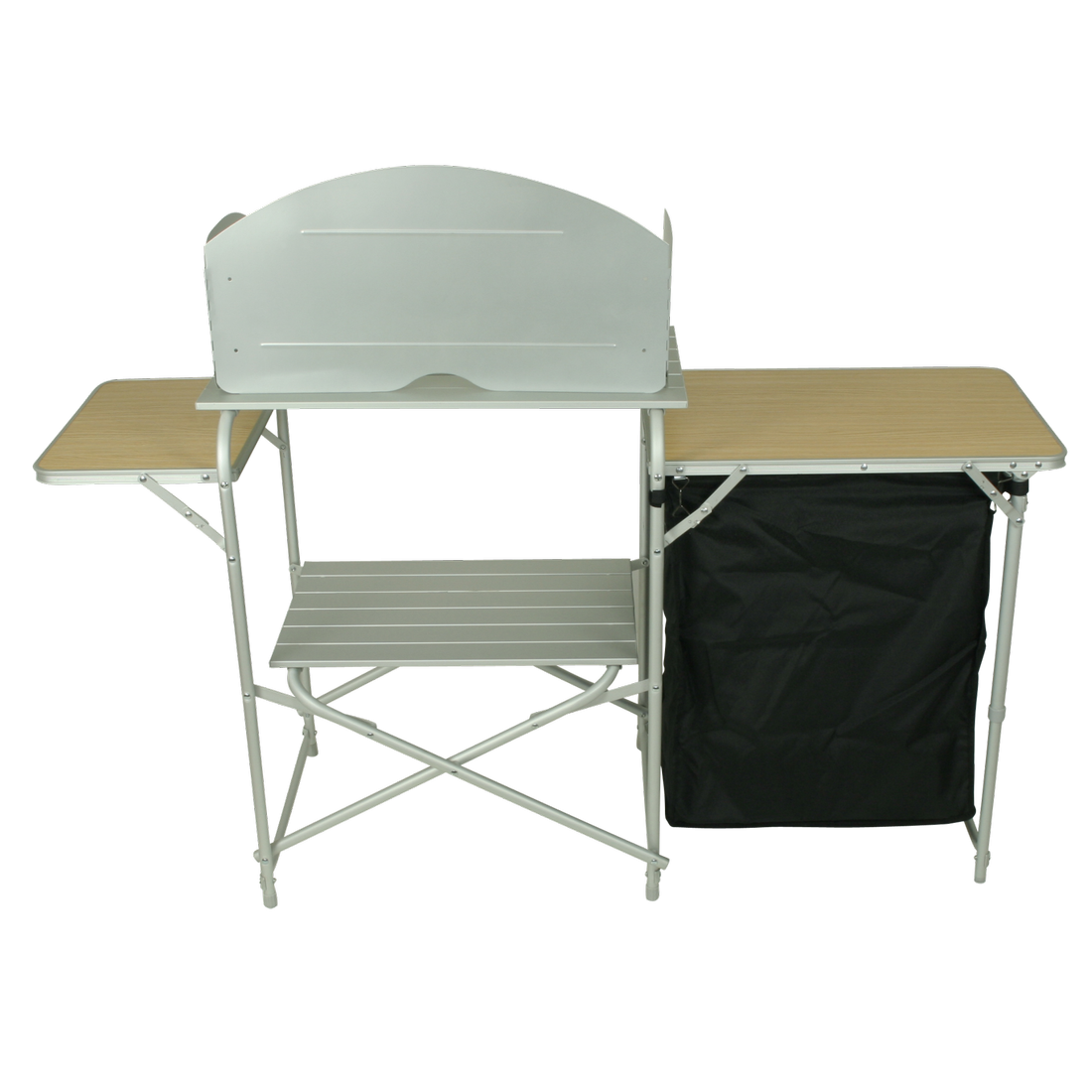 10t Kitchenette Cuisine De Camping 3 Compartiments