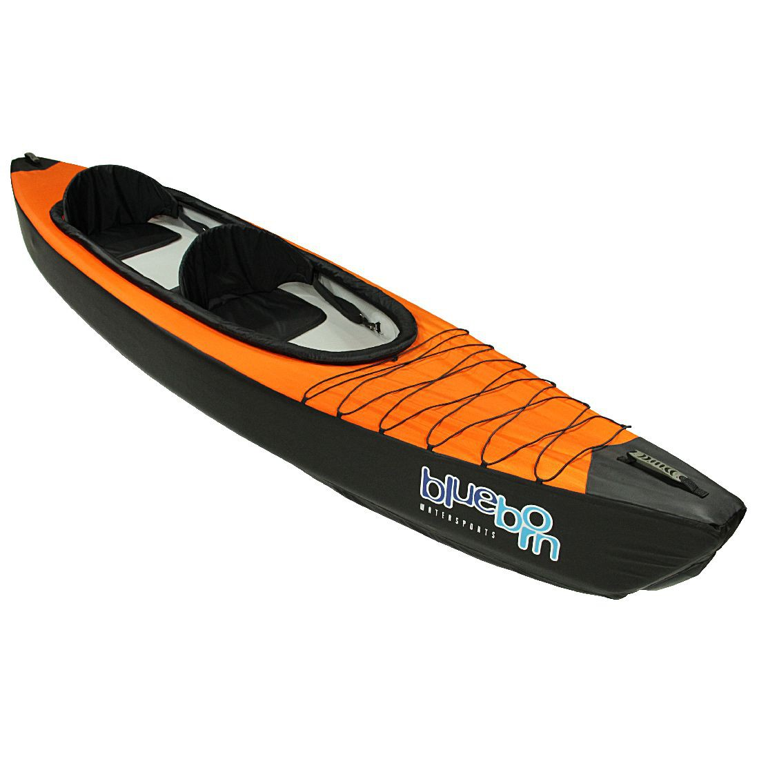 Blueborn Boat KK2 Drop Stitch - 2 person touring kayak with nylon hull 365x77 cm | eBay