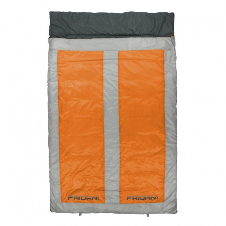 Sleeping Bag Double Style For 2 People Blanket Shape Offers Lots Of Freedom Movement