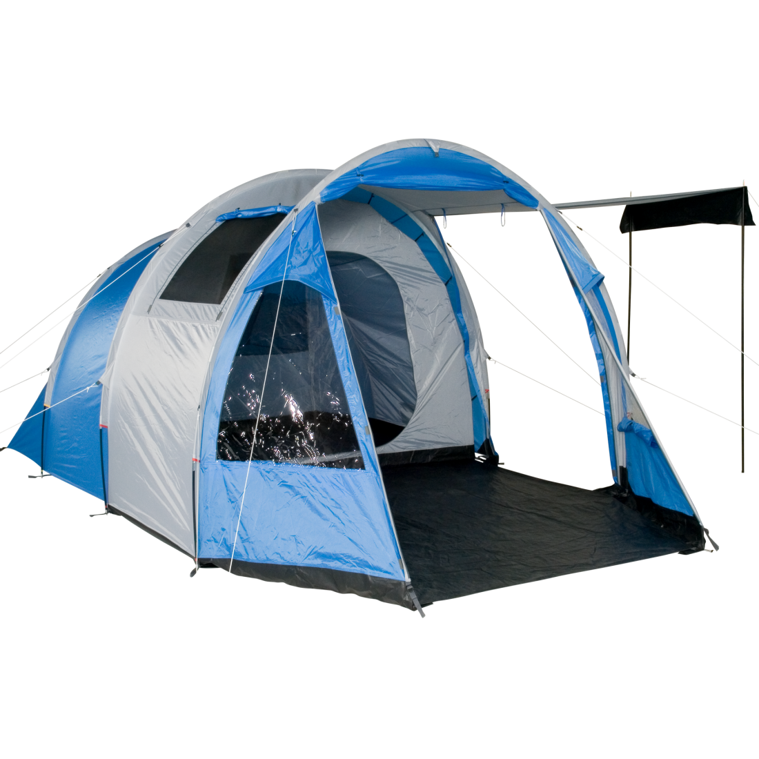 Fridani - TSB 400 - Image 1  sc 1 st  C&ing-Outdoor.eu & Buy Fridani TSB 400 - 4-person tunnel tent with vestibule 3000mm ...