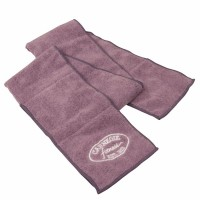 Carnegie Yoga Strap Towel - All-in-One Yoga-Gurt & Handtuch, 120x20cm, extrem saugfähige Microfaser