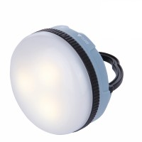 10T MCL 150 - Camping-Lampe mit 150 Lumen, 3 LEDs (5050 SMD), ø70x42 mm, 71g