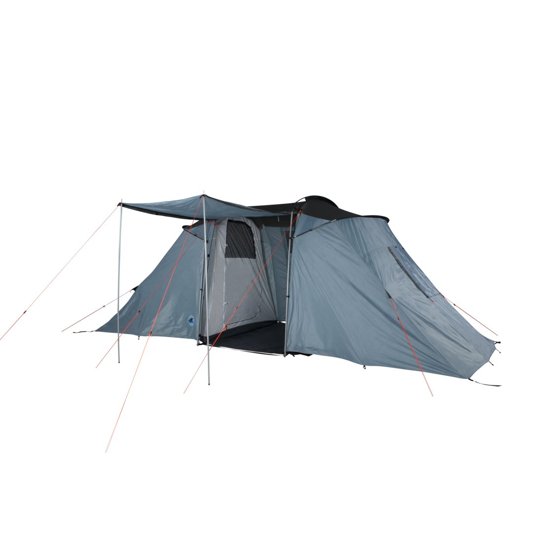 Buy 10t Warwick 6 6 Person Vis A Vis Tunnel Tent 200 Cm