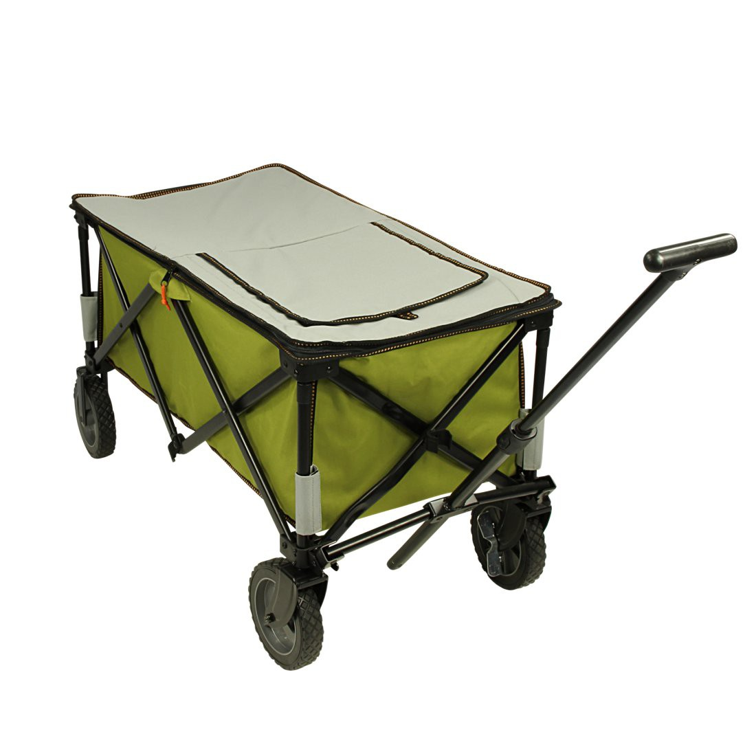 Buy 10T Cooler Trolley - foldable hand cart, Beach Cart with cool ...