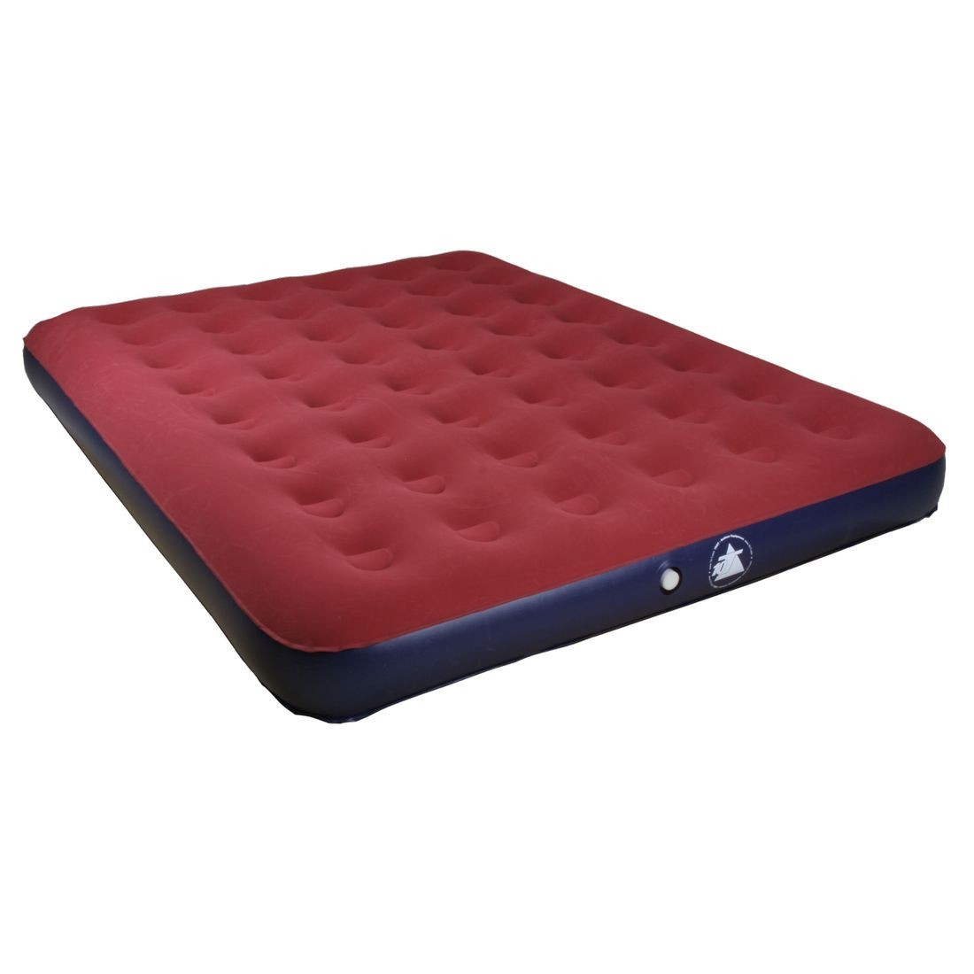 10t velo king maxi double air bed air mattress suede reclining area comfort ebay. Black Bedroom Furniture Sets. Home Design Ideas