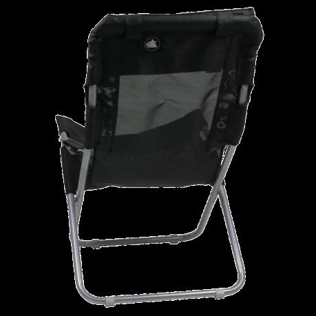 achetez 10t maxi chair si ge de camping relax pliant dossier haut avec appui t te rembourr. Black Bedroom Furniture Sets. Home Design Ideas