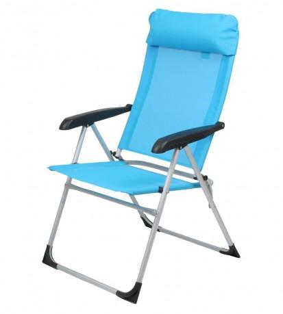 achetez 10t camperchair si ge de camping en alu rembourrage de l appui t te d montable. Black Bedroom Furniture Sets. Home Design Ideas