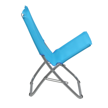 10t sunchair si ge de camping mobile si ge de plage pliant dossier en tissu ebay. Black Bedroom Furniture Sets. Home Design Ideas