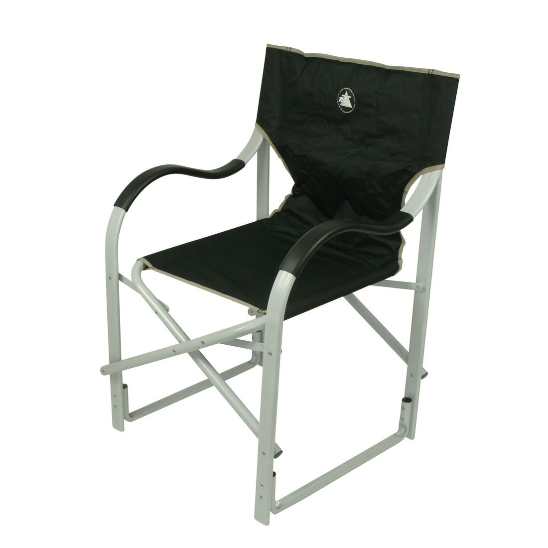 grand canyon alu 3 bein hocker aluminium faltbar grau 308017 deepblue. Black Bedroom Furniture Sets. Home Design Ideas