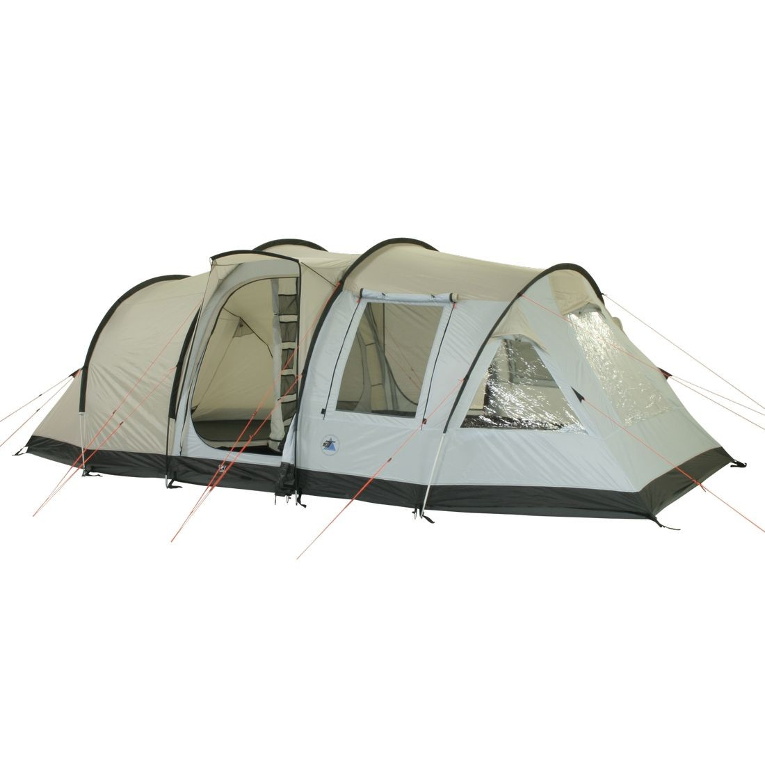 10T Outdoor Equipment - KENTON 4 - Image 1  sc 1 st  C&ing-Outdoor.eu & Buy 10T Kenton - 4-person apsis tunnel tent with full ground sheet ...