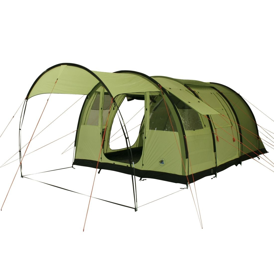 10T Outdoor Equipment - LEIGHTON 4 - Image 1  sc 1 st  C&ing-Outdoor.eu & Buy 10T Leighton 4 - Spacious 4-person tunnel tent with large ...