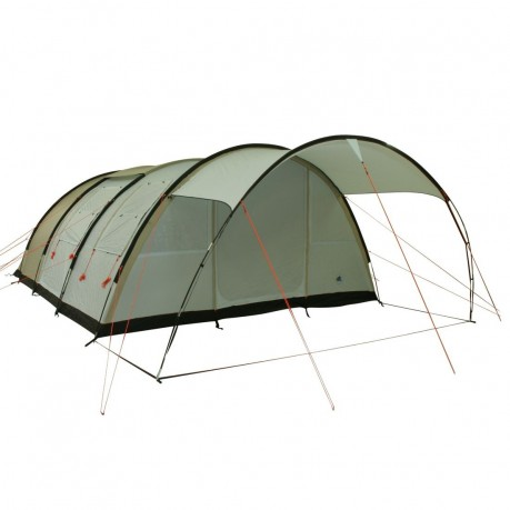 Tent Tunnel tent with porch large living area windows and three entrances (2  sc 1 st  C&ing-Outdoor.eu & Buy 6-person at Camping Outdoor online.