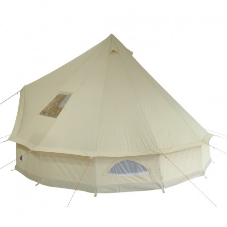 10t camping zelt desert 8 personen tipi baumwoll pyramidenzelt familienzelt ebay. Black Bedroom Furniture Sets. Home Design Ideas