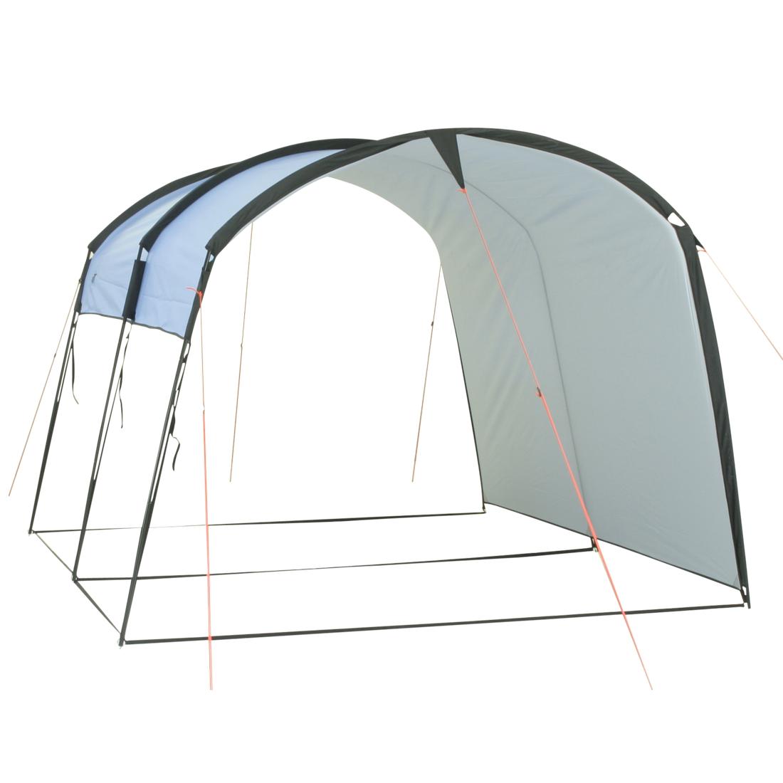 10t addison pavillon tunnelform 292x254x197cm wind und wetterschutz blau ws 5 ebay. Black Bedroom Furniture Sets. Home Design Ideas