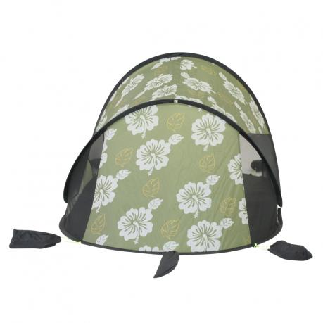 10t flower uv50 strandmuschel strand zelt windschutz pop up sonnenschutz stabil ebay. Black Bedroom Furniture Sets. Home Design Ideas