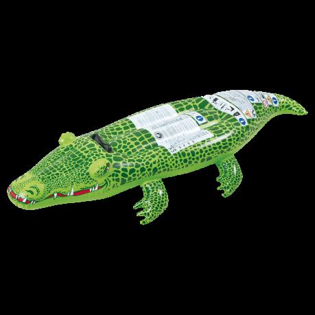 Achetez jilong crocodile rider crocodile gonflable pour for Animaux gonflable piscine