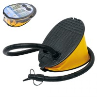 Jilong Bellows Foot Pump 2000 - Fußpumpe Blasebalg Luftpumpe mit 2 Litern Volumen