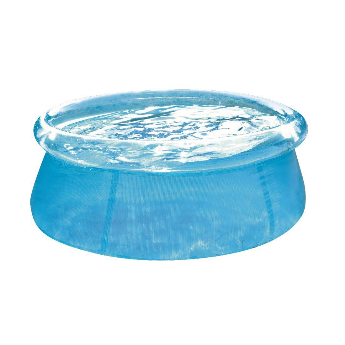 Pools For Kids buy jilong see-thru kids pool 183 - transparent quick-up children