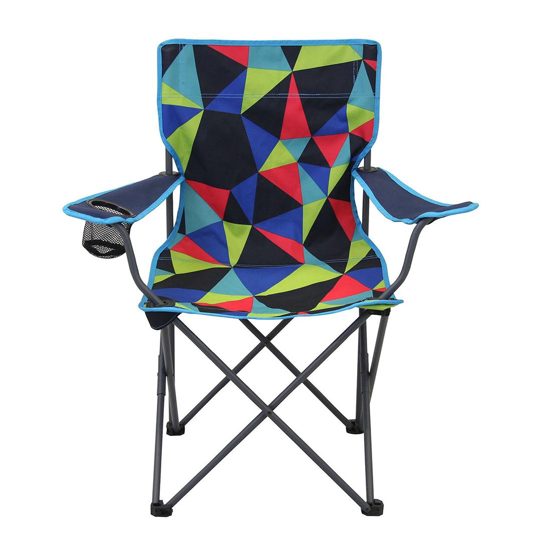 portal dub electro robuster campingstuhl bis 100kg praktischer klappstuhl mit getr nkehalter. Black Bedroom Furniture Sets. Home Design Ideas