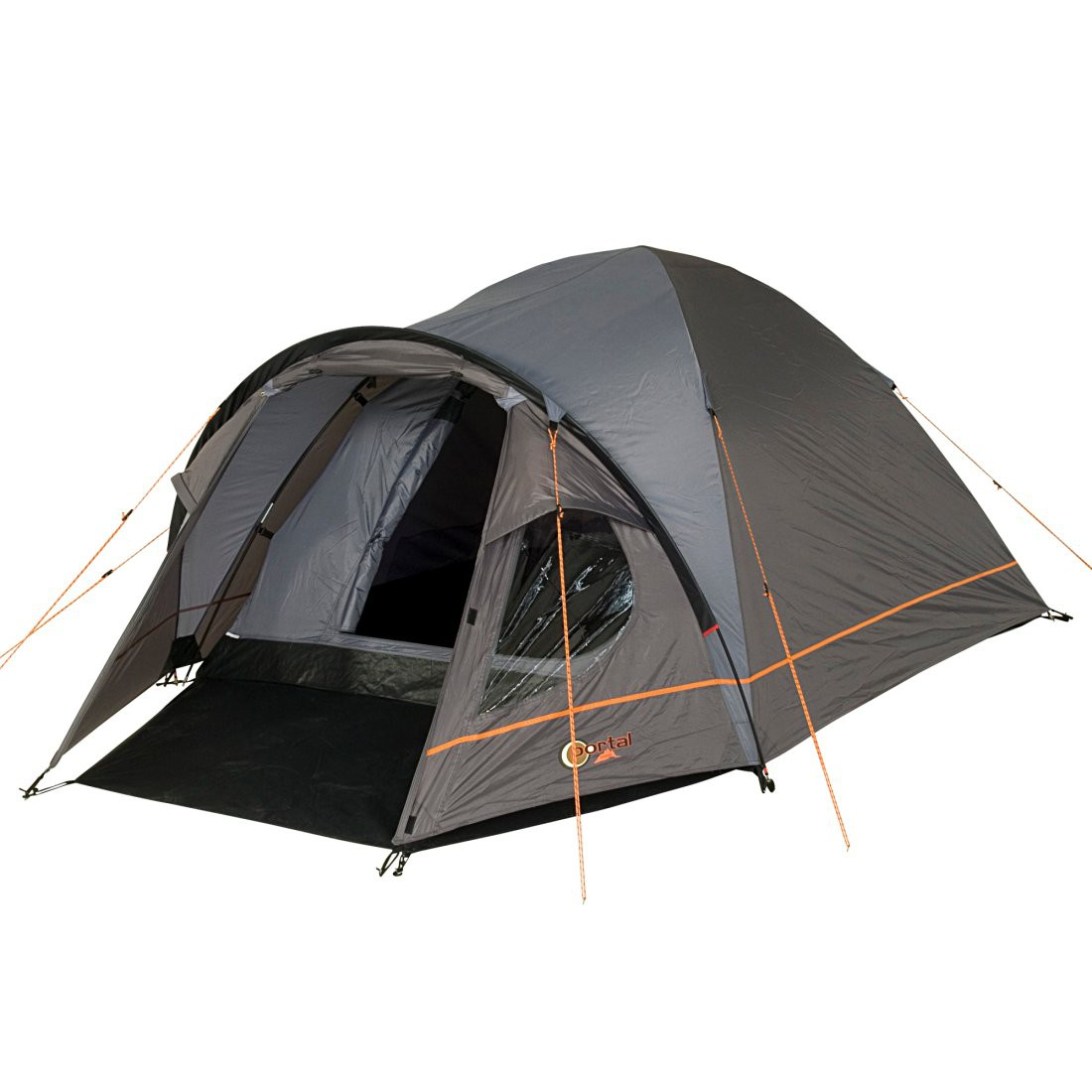 Portal - BRAVO 3 Personen - Image 1  sc 1 st  C&ing-Outdoor.eu & Buy Portal Bravo 3 - 3 person dome tent with vestibule 4000mm ...