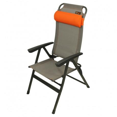 portal ken alu xxl campingstuhl gartenstuhl hochlehner. Black Bedroom Furniture Sets. Home Design Ideas