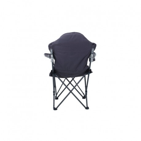 Portal Ole Xxl Padded Camping Chair With Footrest