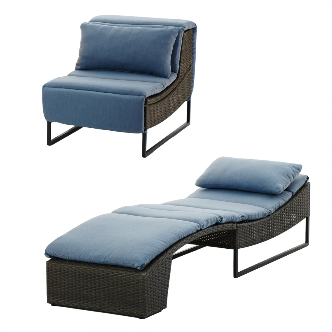 Nice Westfield Home U0026 Garden   Shell Lounger   Image 1
